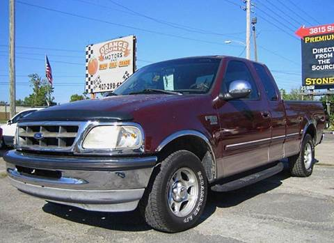 Buy Here Pay Here Orlando >> 1998 Ford F-150 For Sale in Florida - Carsforsale.com