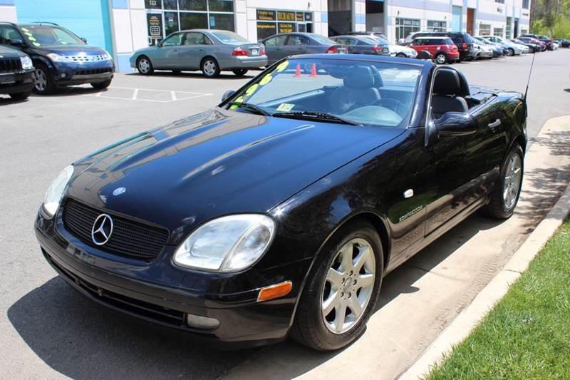 1999 mercedes benz slk class slk230 sport 2dr supercharged for Mercedes benz slk 1999