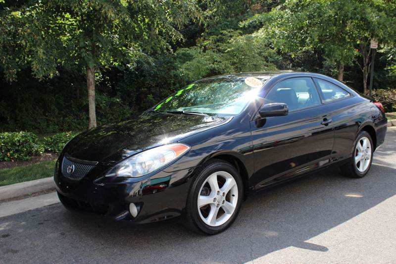 2006 toyota camry solara se sport v6 2dr coupe in chantilly va m m auto brokers. Black Bedroom Furniture Sets. Home Design Ideas