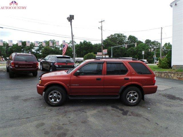 2000 Isuzu Rodeo for sale in Abington MA