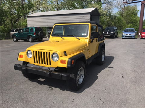 2000 jeep wrangler for sale in elizabethton tn. Cars Review. Best American Auto & Cars Review