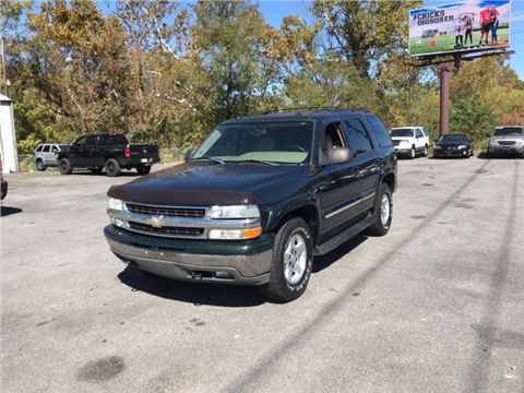 2004 Chevrolet Tahoe for sale in Elizabethton, TN