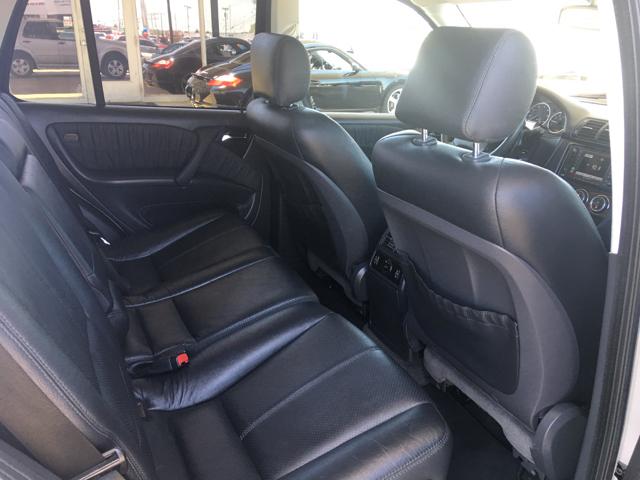 2005 Mercedes-Benz M-Class ML 350 AWD 4MATIC 4dr SUV - Tulsa OK