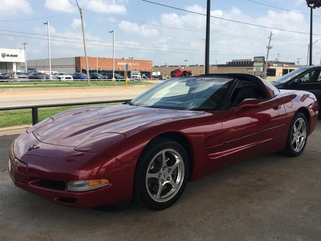 2000 Chevrolet Corvette 2dr Coupe - Tulsa OK
