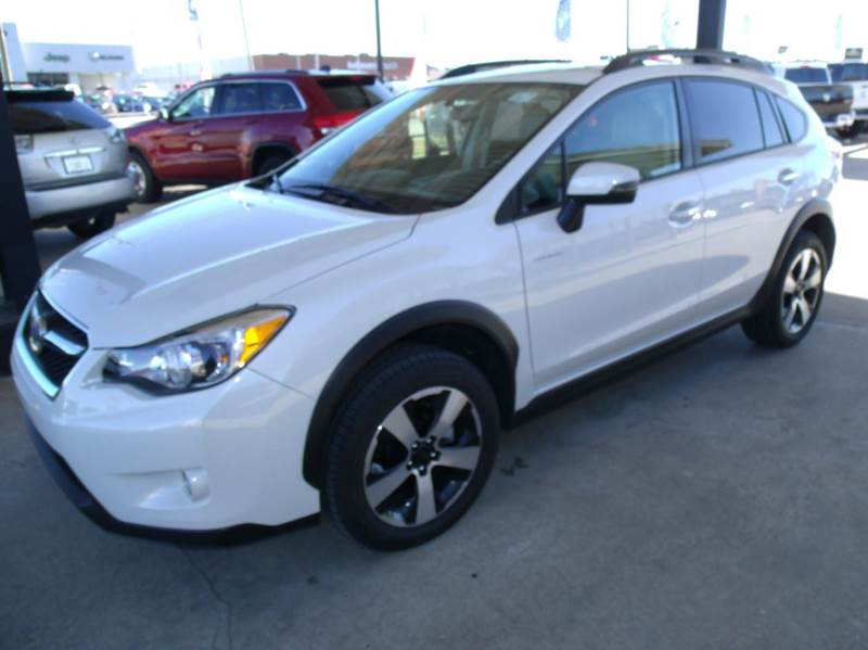 2015 subaru xv crosstrek hybrid touring awd 4dr crossover tulsa ok. Black Bedroom Furniture Sets. Home Design Ideas