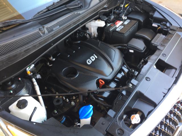 2016 Kia Sportage LX 4dr SUV - Tulsa OK