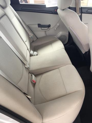 2011 Kia Forte LX 4dr Sedan 6M - Tulsa OK