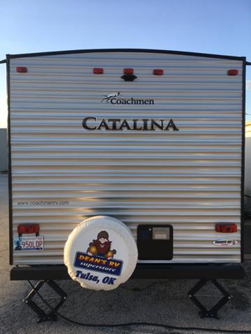 2015 Forest River COACHMAN CATILINA - Tulsa OK