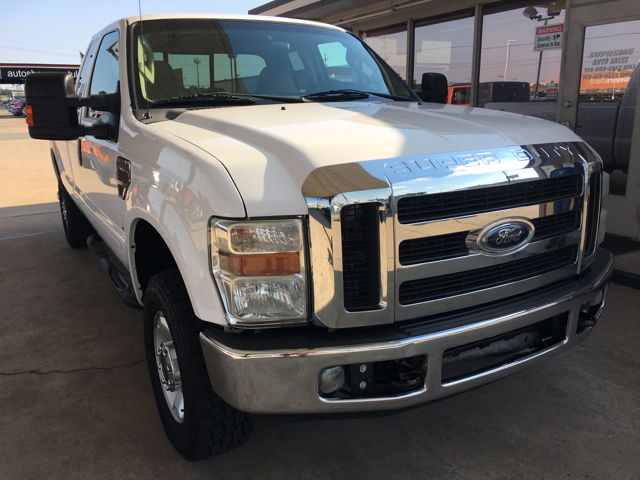 2008 Ford F-250 Super Duty XLT 4dr SuperCab 4WD LB - Tulsa OK