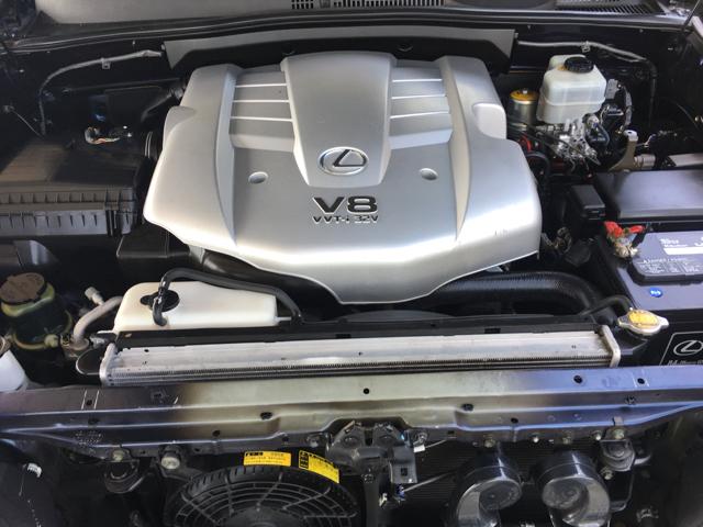 2005 Lexus GX 470 4WD 4dr SUV - Tulsa OK