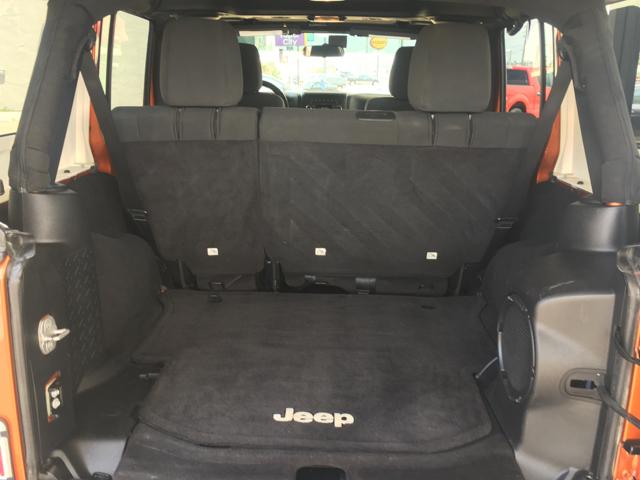 2011 Jeep Wrangler Unlimited Sahara 4x4 4dr SUV - Tulsa OK