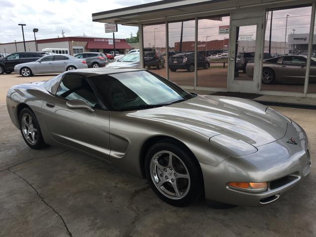 2002 Chevrolet Corvette 2dr Coupe - Tulsa OK