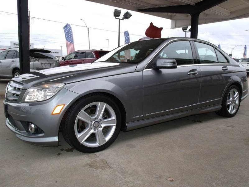 2010 mercedes benz c class c300 luxury 4matic awd 4dr for 2010 mercedes benz c class c300 4matic