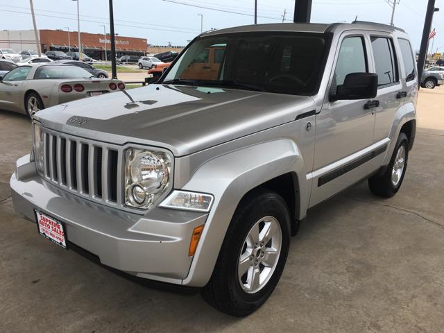2012 Jeep Liberty Sport 4x4 4dr SUV - Tulsa OK