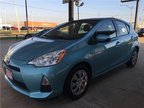 2013 Toyota Prius c for sale in Tulsa, OK