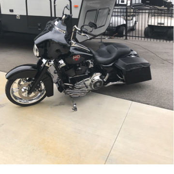 2012 Harley-Davidson Street Glide for sale in Tulsa, OK