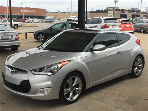 2012 Hyundai Veloster For Sale Oklahoma