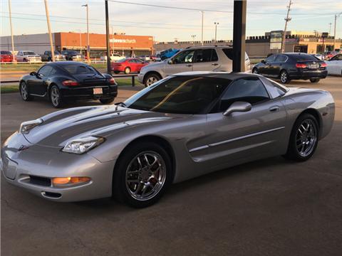 1998 Chevrolet Corvette for sale in Tulsa, OK