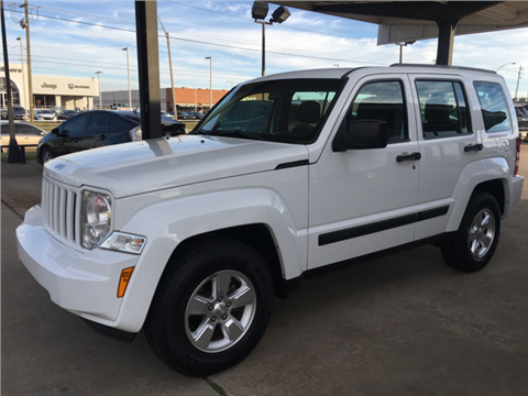 2012 Jeep Liberty for sale in Tulsa, OK