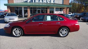 2009 Chevrolet Impala for sale in Rocky Mount, NC