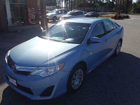 2013 Toyota Camry For Sale  Carsforsalecom