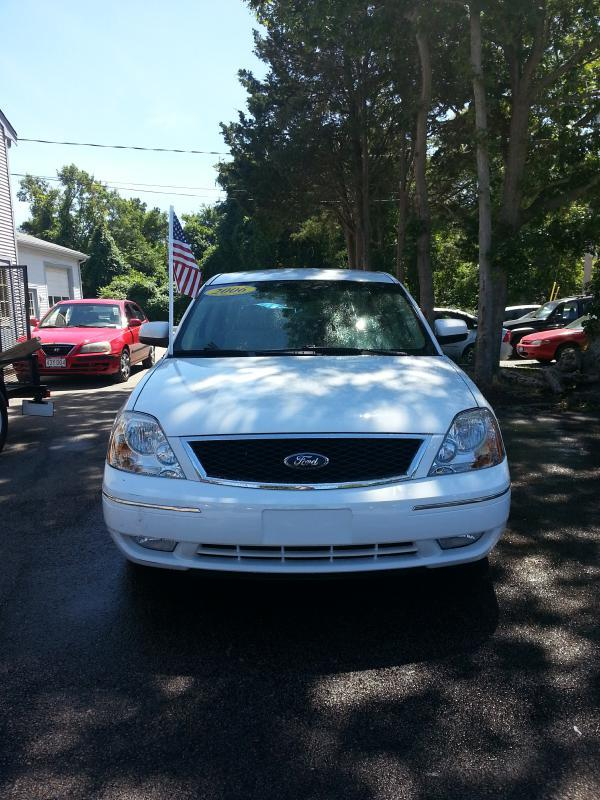 2006 FORD Five Hundred for sale in Buzzards Bay MA