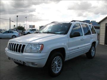 2002 Jeep Grand Cherokee for sale in Bakersfield, CA