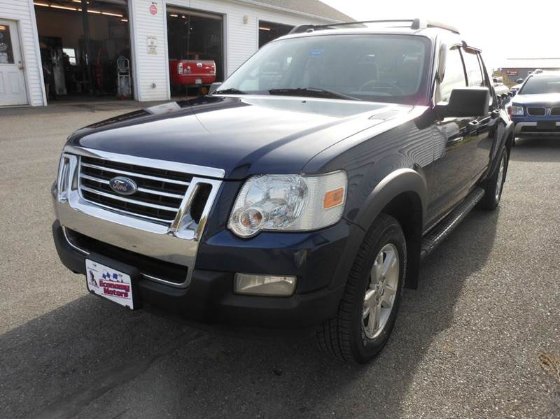 2007 Ford Explorer Sport Trac XLT 4dr Crew Cab 4WD V6 - Hermon ME