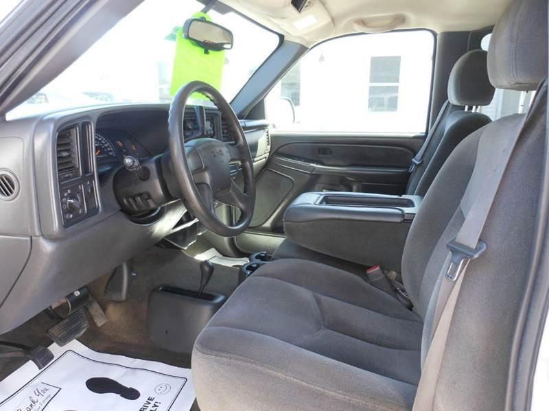 2007 GMC Sierra 1500 SLE1 4dr Crew Cab 4x4 5.8 ft. SB - Hermon ME