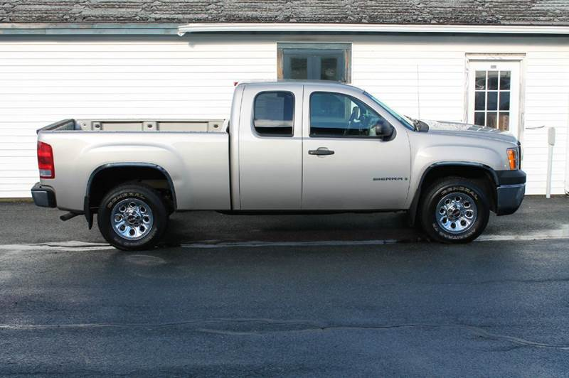 2008 GMC Sierra 1500 2WD Work Truck 4dr Extended Cab 6.5 ft. SB - Hermon ME