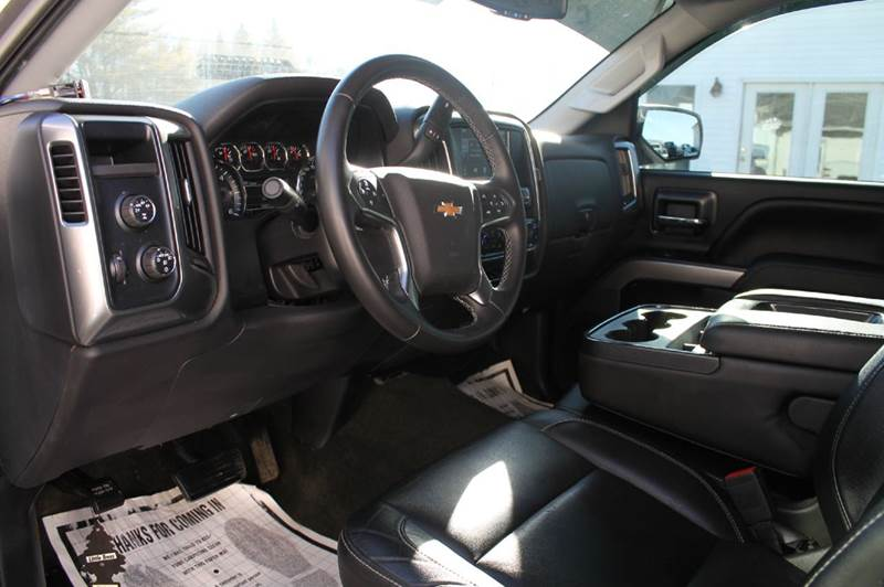 2014 Chevrolet Silverado 1500 LT 4x4 4dr Double Cab 6.5 ft. SB - Hermon ME