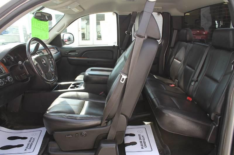 2007 GMC Sierra 1500 SLT 4dr Extended Cab 4WD 6.5 ft. SB - Hermon ME