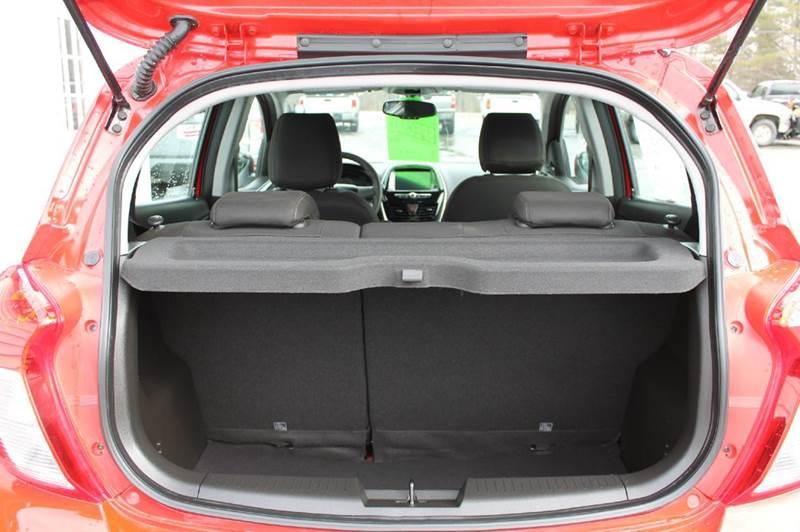 2016 Chevrolet Spark LS CVT 4dr Hatchback - Hermon ME