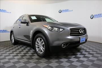 2013 Infiniti FX37 for sale in Shererville, IN