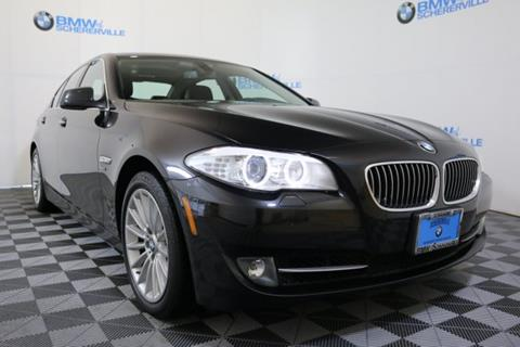 2012 BMW 5 Series for sale in Shererville, IN