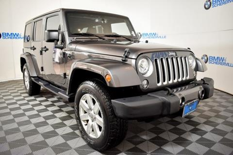 2018 Jeep Wrangler Unlimited for sale in Shererville, IN
