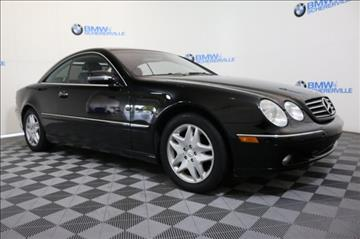 2001 Mercedes-Benz CL-Class for sale in Shererville, IN