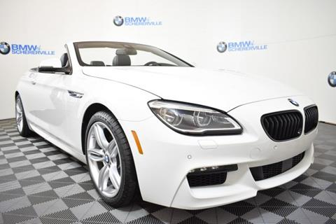 2018 BMW 6 Series For Sale In Shererville IN