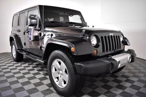 2011 Jeep Wrangler Unlimited for sale in Shererville, IN