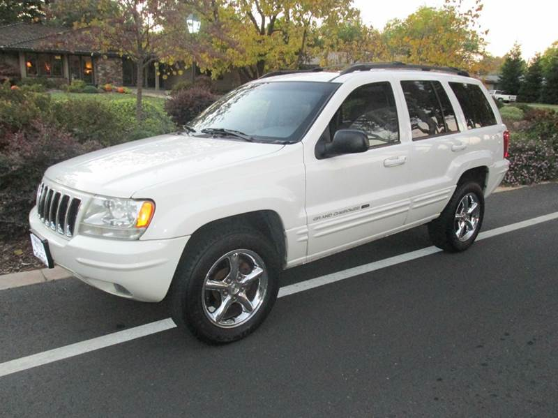 2001 Jeep Grand Cherokee For Sale In Asheville Nc