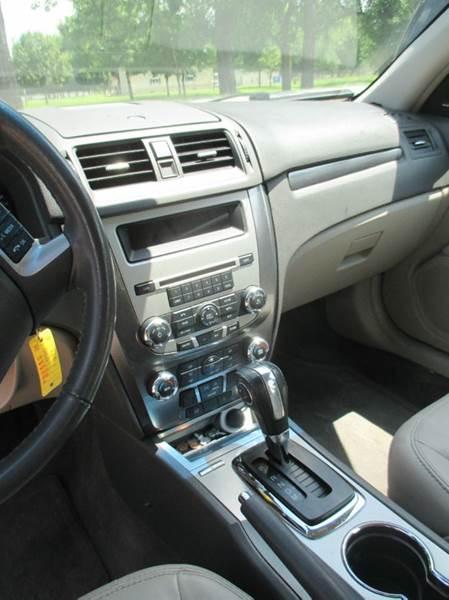 2011 Ford Fusion SEL 4dr Sedan - Hardin IL
