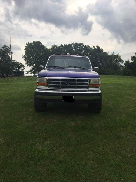 1995 Ford F-250 2dr XLT 4WD Extended Cab LB - Hardin IL