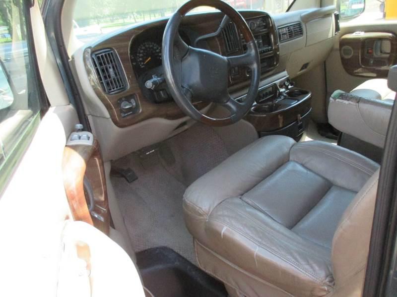1999 Chevrolet G1500  - Hardin IL