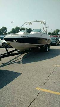 1995 Crown 266 Bow Rider