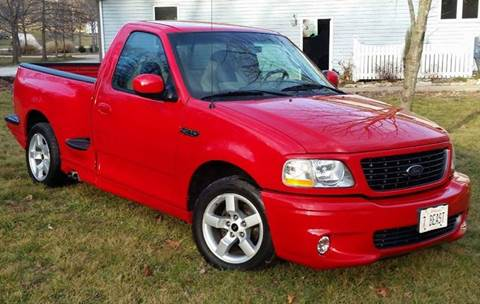 2001 ford f 150 svt lightning for sale in hardin il. Cars Review. Best American Auto & Cars Review