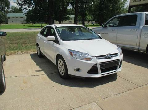 2012 Ford Focus for sale in Hardin, IL