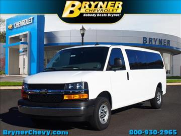 2017 Chevrolet Express Passenger for sale in Jenkintown, PA