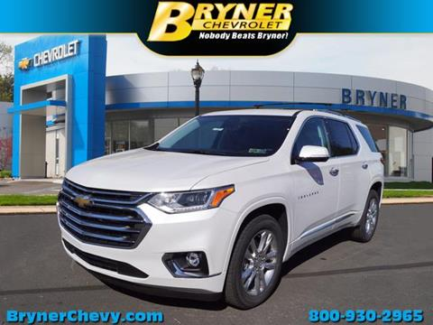 2018 Chevrolet Traverse for sale in Jenkintown, PA