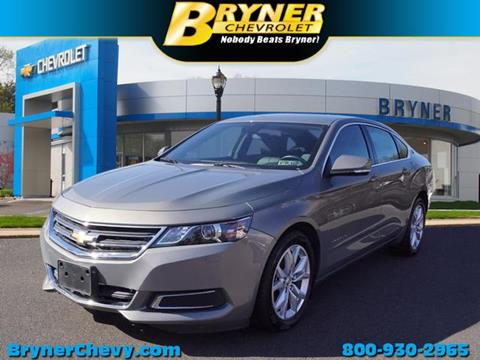 2017 Chevrolet Impala for sale in Jenkintown, PA