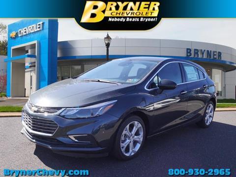 2018 Chevrolet Cruze for sale in Jenkintown, PA